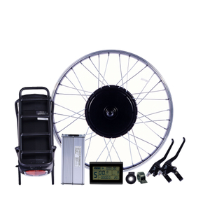 3000w Big Power Electric Bicycle Conversion Kit with Battery