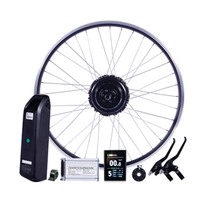500W-750W High Torque Hub Motor Electric Bike Drive System