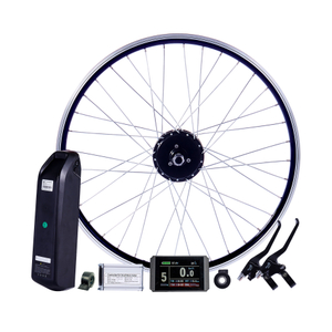 36V 250W City Bike Silence Electric Bike Kit Road Legal System