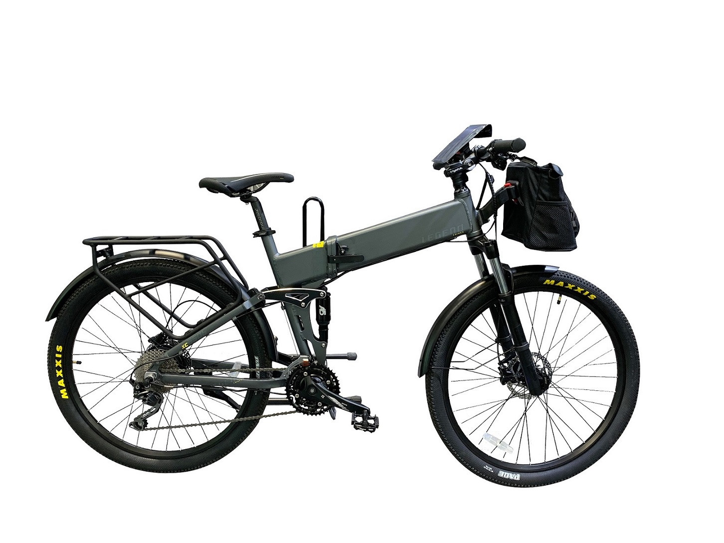 Greenpedel RAPIER 36v 48v Electric Bicycle Battery