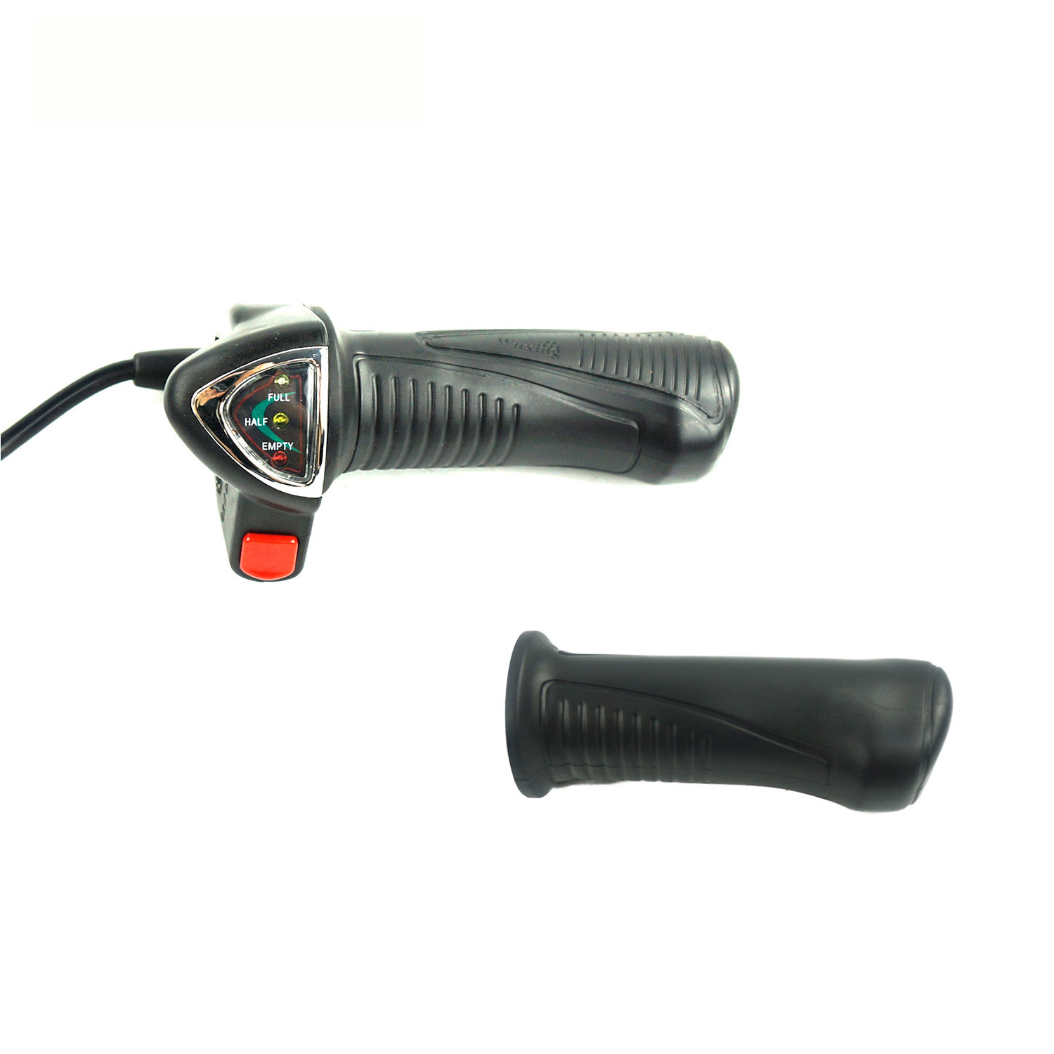 Greenpedel Wuxing 62DX Electric Bike Twist Throttle